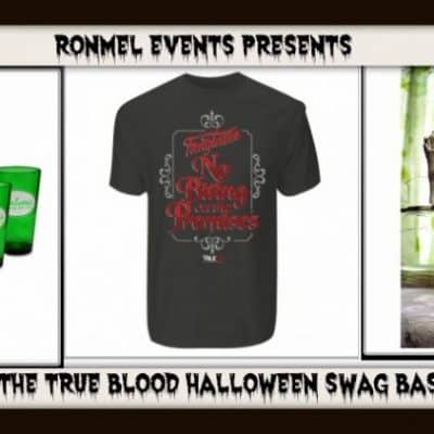 True Blood Halloween Swag Bash Giveaway!