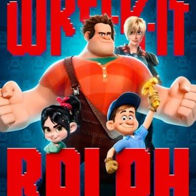 Wreck-It Ralph from Disney