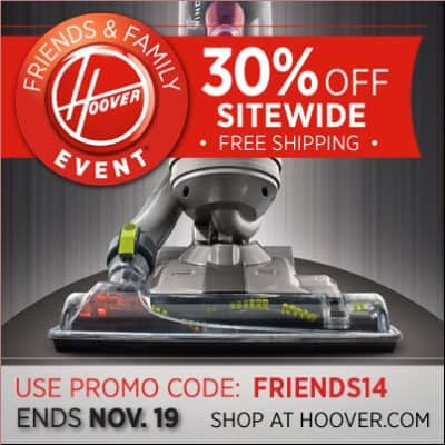 Hoover Windtunnel Air Bagless Upright Review with a Presto 2-in-1 Cordless Stick Giveaway