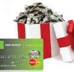 H&R block mastercard giveaway