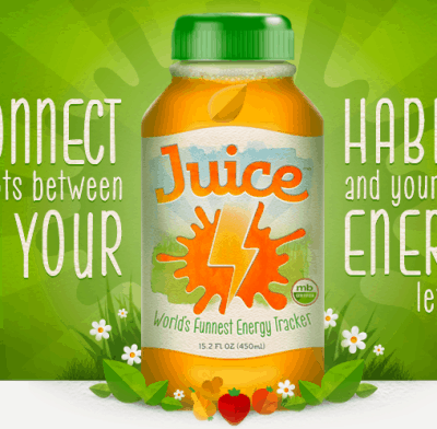 Track your energy with Mindbloom's JUICE and boost your healthy habits!