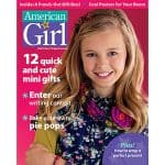 american girl magazine subscription giveaway