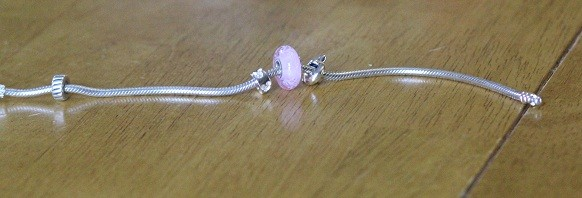 chamila bracelet with beads