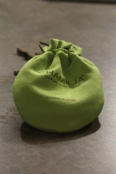 chamilia pouch