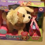 furreal friends bouncy pup exclusive kmart gift set