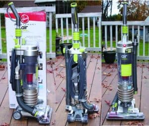 Hoover Wind tunnel bagless Upright vacuum  Special Hoover.com 30% promo code Friends14