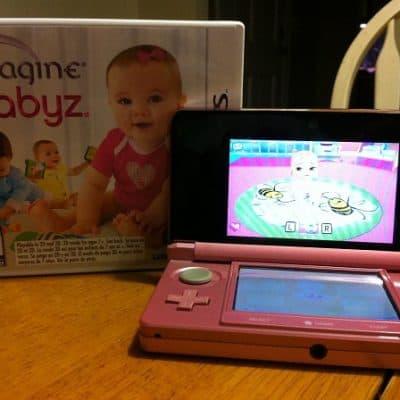 Imagine Babyz for Nintendo 3DS #HGG  #ImagineBabyz