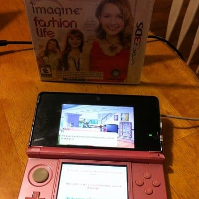 Imagine Fashion Life for Nintendo 3DS #HGG  #UbiFashionLife
