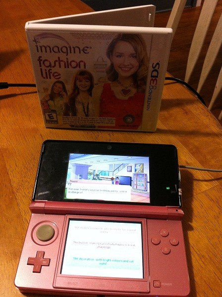 Imagine Fashion Designer 3ds With Imagine Fashion Life