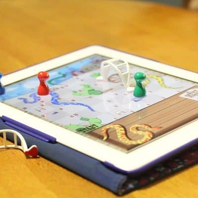 iPieces Games for iPad by Pressman (Giveaway) #GiftGuide
