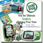 leapfrog ultimate prize pack giveaway