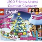 lego friends advent calendar giveaway