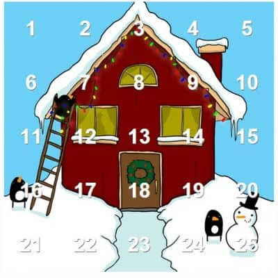 "The ""Acts of Kindness"" Advent Calendar"
