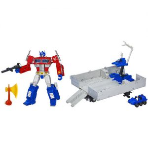 transformers masterpiece action figure optimus prime