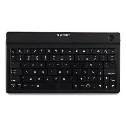 verbatim bluetooth wireless keyboard
