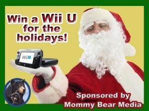 WiiU Giveaway!