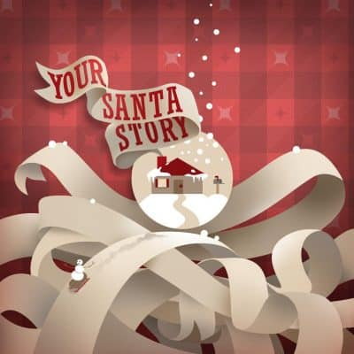Your Santa Story Review and Giveaway