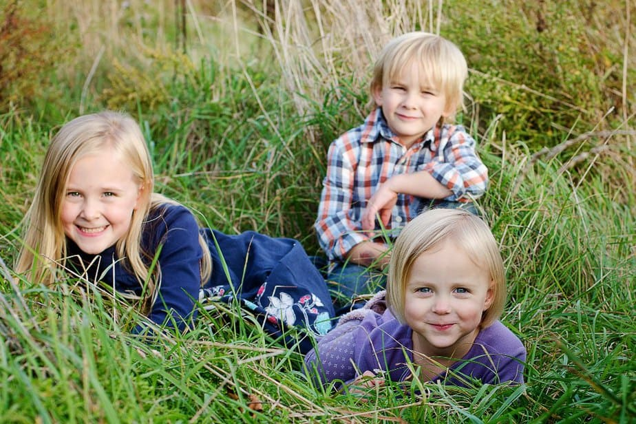 3 kids are 3 good reasons to get life insurance