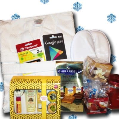 Beat Holiday Stress with Your Smartphone (Prize Pack Giveaway)
