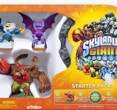 Skylanders Giants Starter Pack for Wii #Giveaway