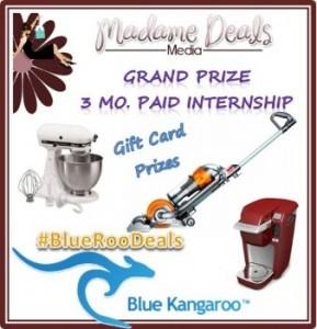 blue kangaroo giveaway