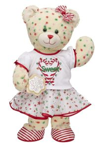 build a bear sugar cookie bear giveaway