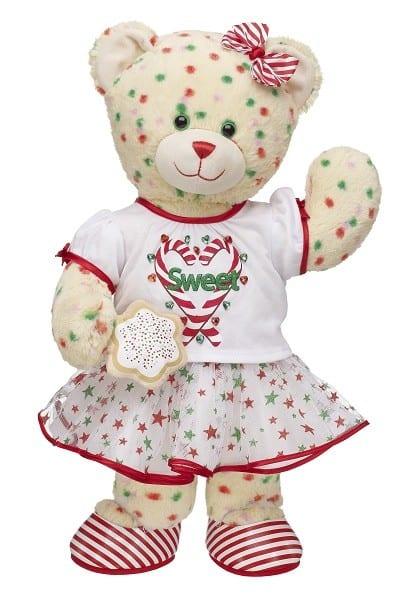 build a bear sugar cookie bear giveaway