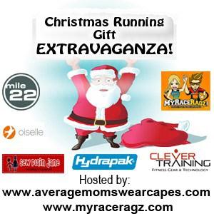 Amazing Christmas Running Gift Giveaway Extravaganza