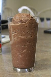 diy frozen hot chocolate ready to drink
