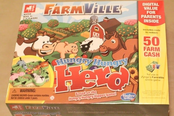 farmville hungry hungry herd game