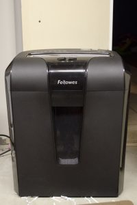 Fellowes 63cb Shredder