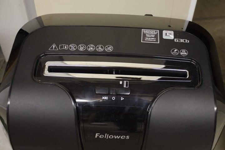 Fellowes 63cb Shredder #Smartgiftsforguys