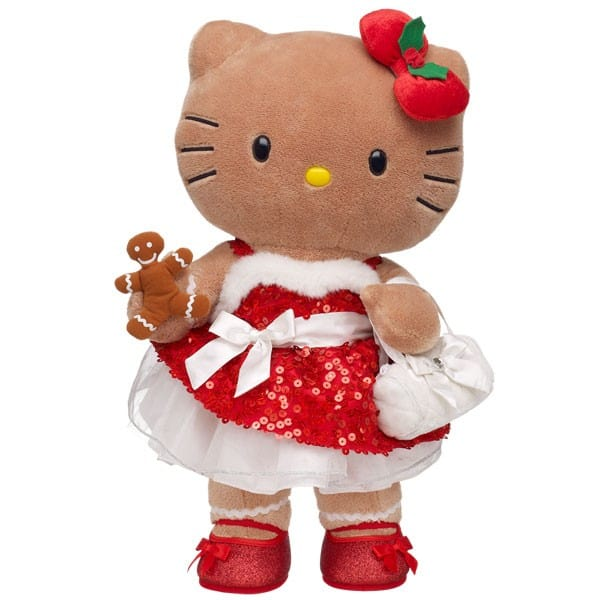 gingerbread hello kitty