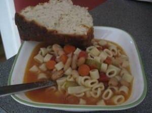 pasta fagioli soup crock pot