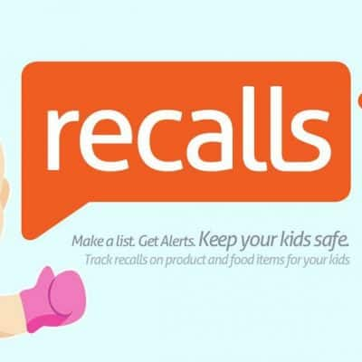 Stay up to date with Recalls Plus