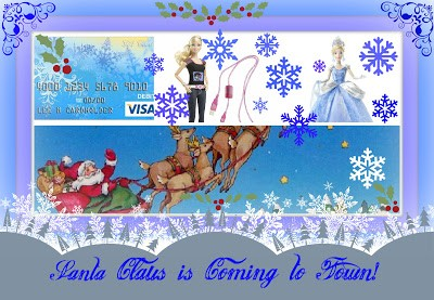 santa claus is coming to town event