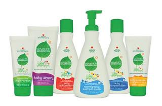 seventh generation baby care