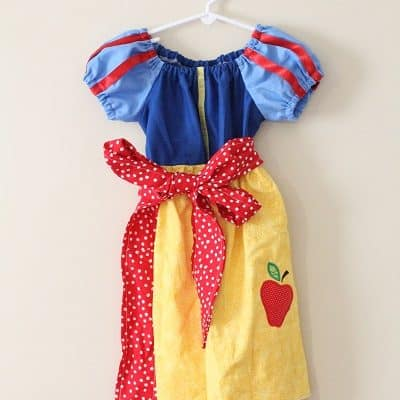 Disney Princess Peasant Dresses for Girls and Dolls