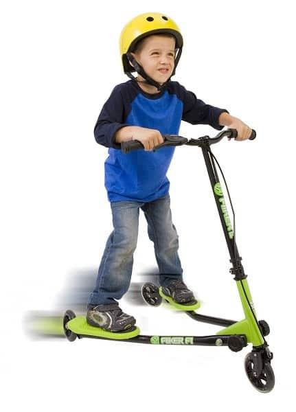 yfliker scooter green