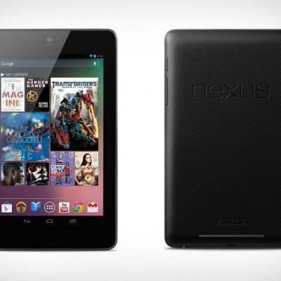 Nexus 7 Tablet Giveaway
