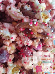 cupids crunch recipe