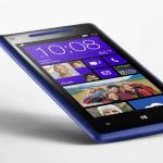 htc 8x phone