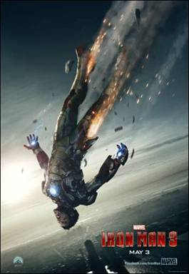 5 Reasons to be excited for Iron Man 3 (May 3) and a Sneak Peek!