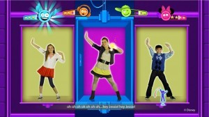 just dance disney party jessie screenshot