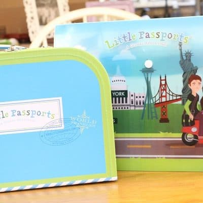 Little Passports Encourage Curiosity and Travel (Giveaway)