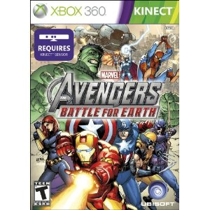 Marvel Avengers Battle for Earth for XBOX is AWESOME #CleverAvengers