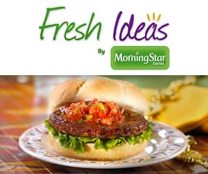 Join the Morning Star Farms Fresh Ideas Community
