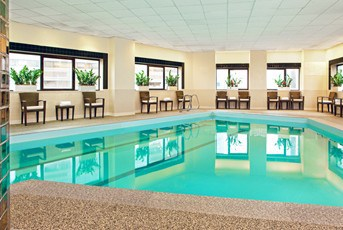 westin copley place hotel pool