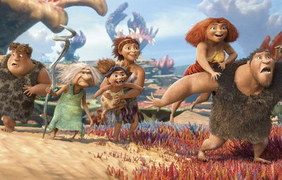 Night At the Movies with The Croods $100 Visa Gift Card