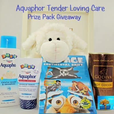 Aquaphor's Tender Loving Care For Your Skin- Not just for babies